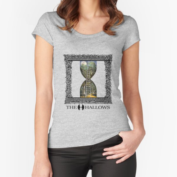 OF TIME AND TIDES Fitted Scoop T-Shirt