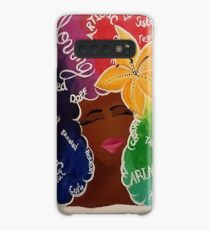 Inspire Me Case/Skin for Samsung Galaxy