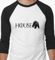 House Mormont Men's Baseball ¾ T-Shirt