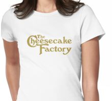 The Cheesecake Factory Womens Fitted T-Shirt