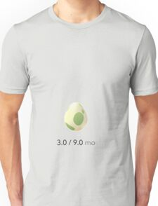 Pokemon Go Pregnancy Announcement Shirt Unisex T-Shirt