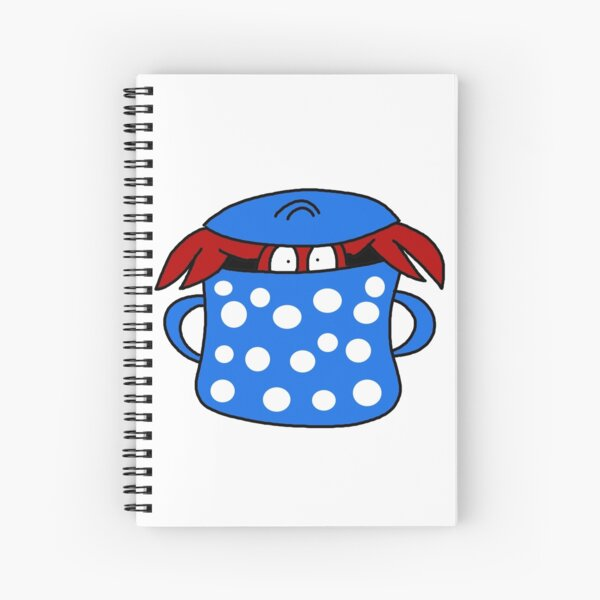 Cooking lobster  Spiral Notebook