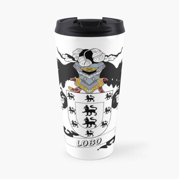 Lobo Travel Mug