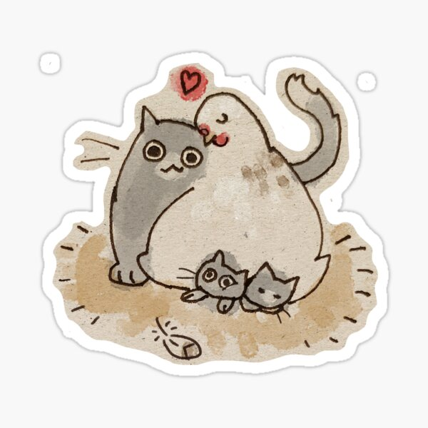 Two Mommas Sticker