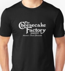 The Cheesecake Factory - White Bakery Variant T-Shirt