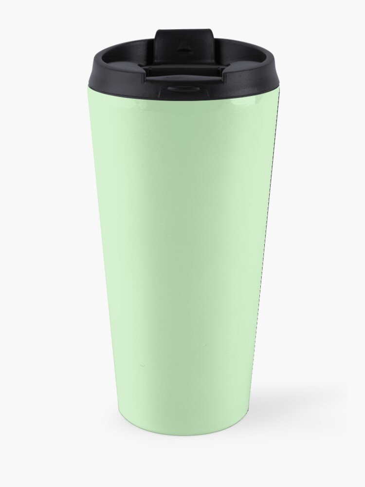 Alternate view of Today's Good Mood is Sponsored by Cleaning Motivation Novelty Gifts Travel Mug