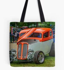 1933 Pontiac sedan street rod Tote Bag