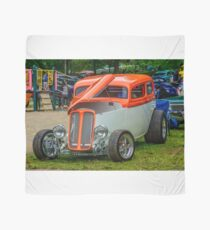 1933 Pontiac sedan street rod Scarf