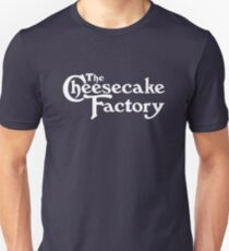 The Cheesecake Factory - White Variant T-Shirt