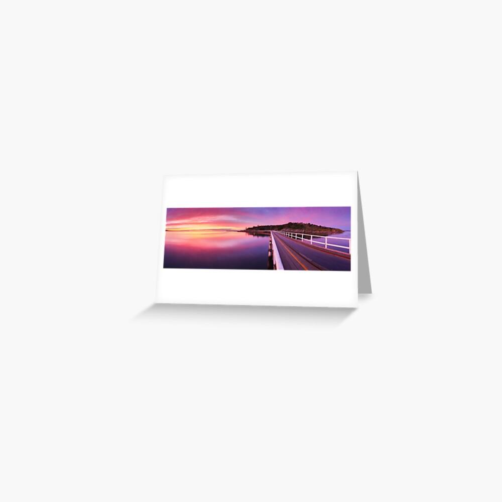 Granite Island, Victor Harbour, South Australia Greeting Card