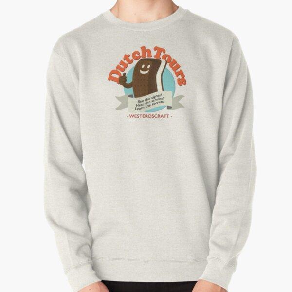 WesterosCraft Dutch Tours Logo Pullover Sweatshirt