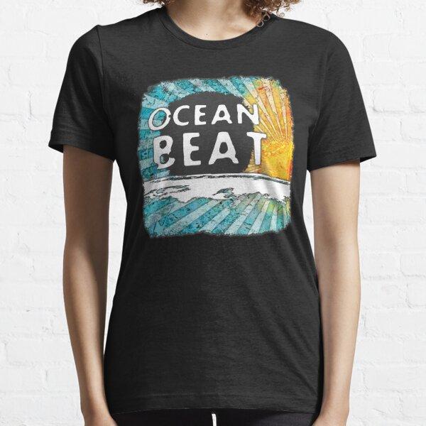 Ocean Beat  Essential T-Shirt