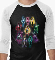 Sailor Senshi Men's Baseball ¾ T-Shirt