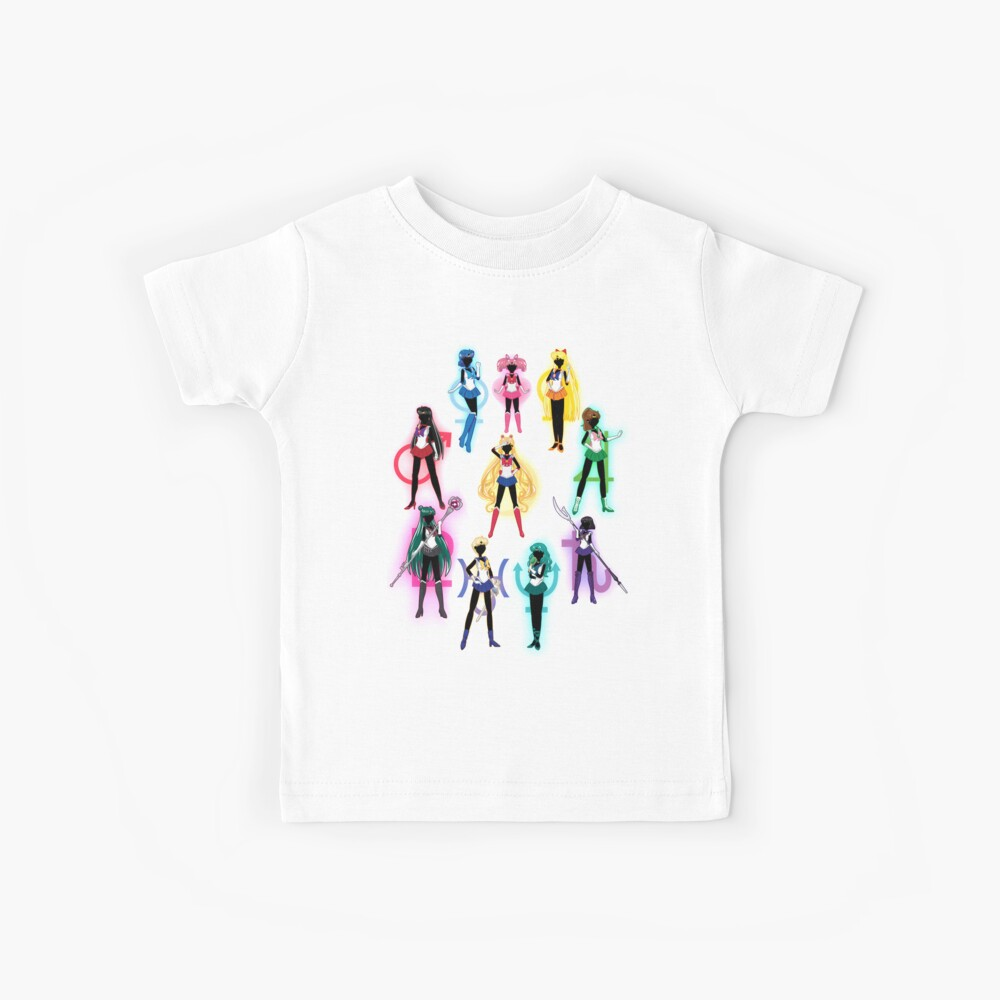 Seemann Senshi Kinder T-Shirt