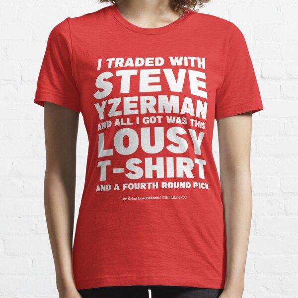 The Yzerman Special TM Essential T-Shirt