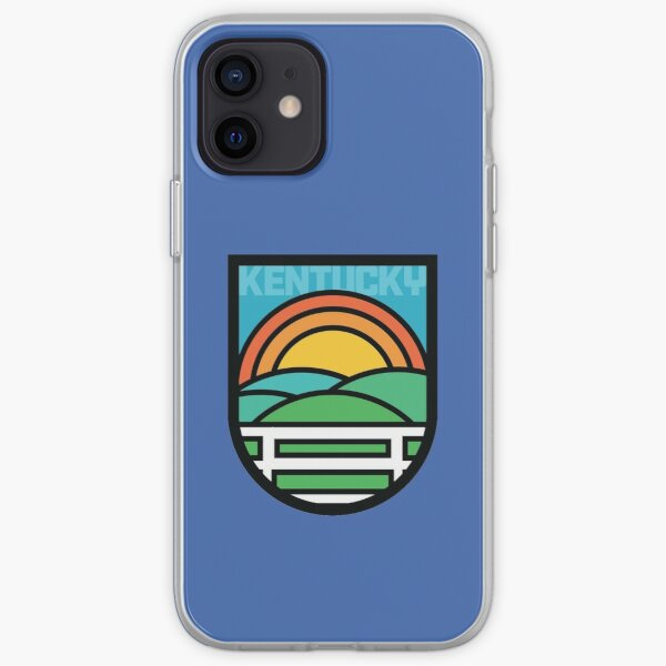Bluegrass Badge iPhone Soft Case