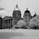 Iowa State Capitol by Eric Smith