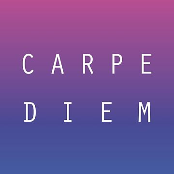 Carpe Diem by jamieemm