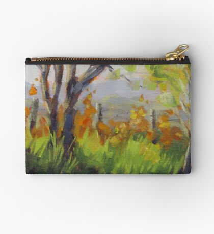 Early Spring Studio Pouch