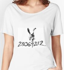 DONNIE DARKO - 28:06:42:12 Women's Relaxed Fit T-Shirt