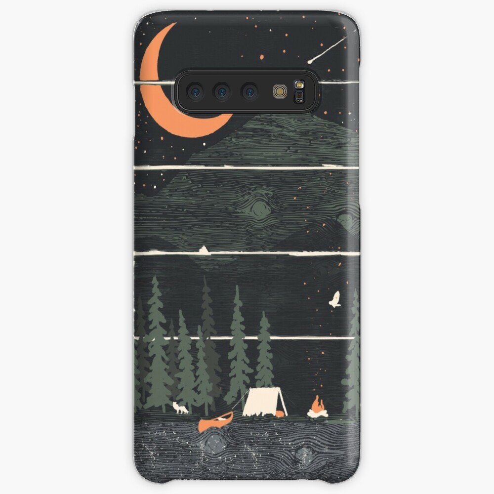 Wish I Was Camping... Case & Skin for Samsung Galaxy