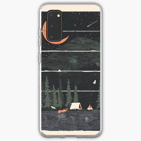 Wish I Was Camping... Samsung Galaxy Soft Case