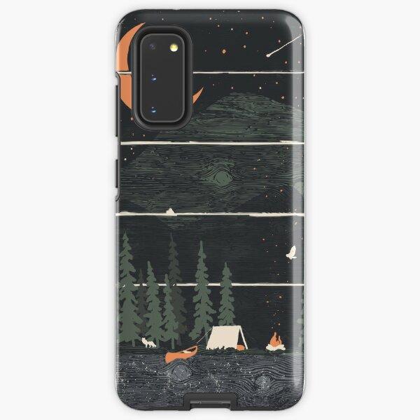 Wish I Was Camping... Samsung Galaxy Tough Case