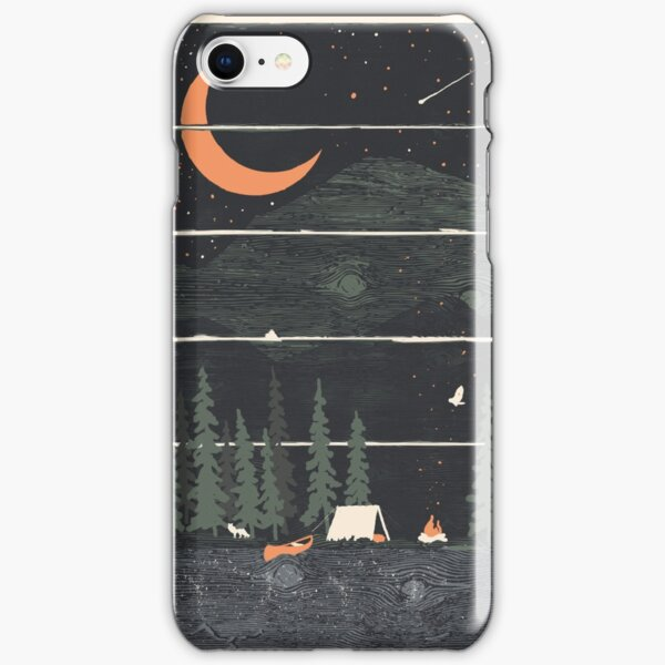 Wish I Was Camping... iPhone Snap Case