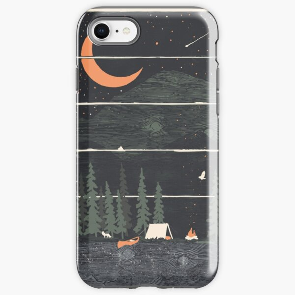Wish I Was Camping... iPhone Tough Case