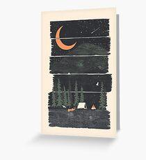 Wish I Was Camping... Greeting Card