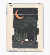Wish I Was Camping... iPad Case/Skin
