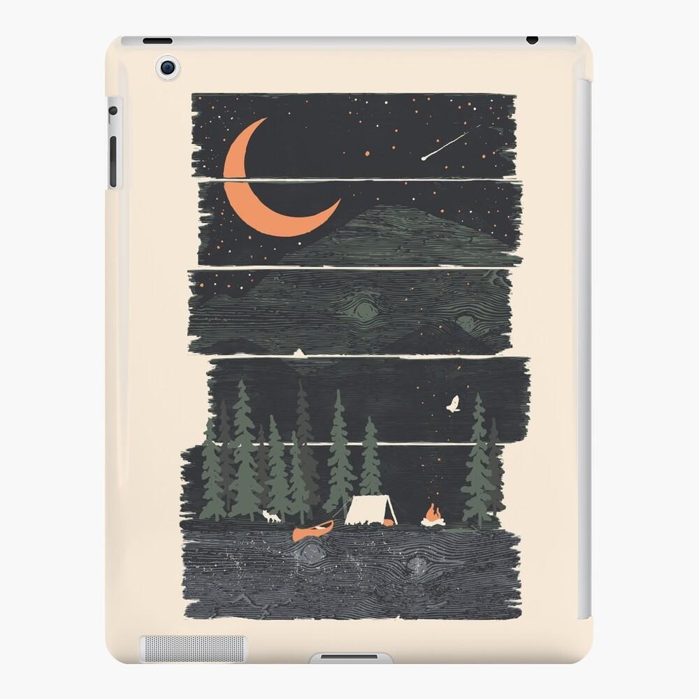 Wish I Was Camping... iPad Case & Skin