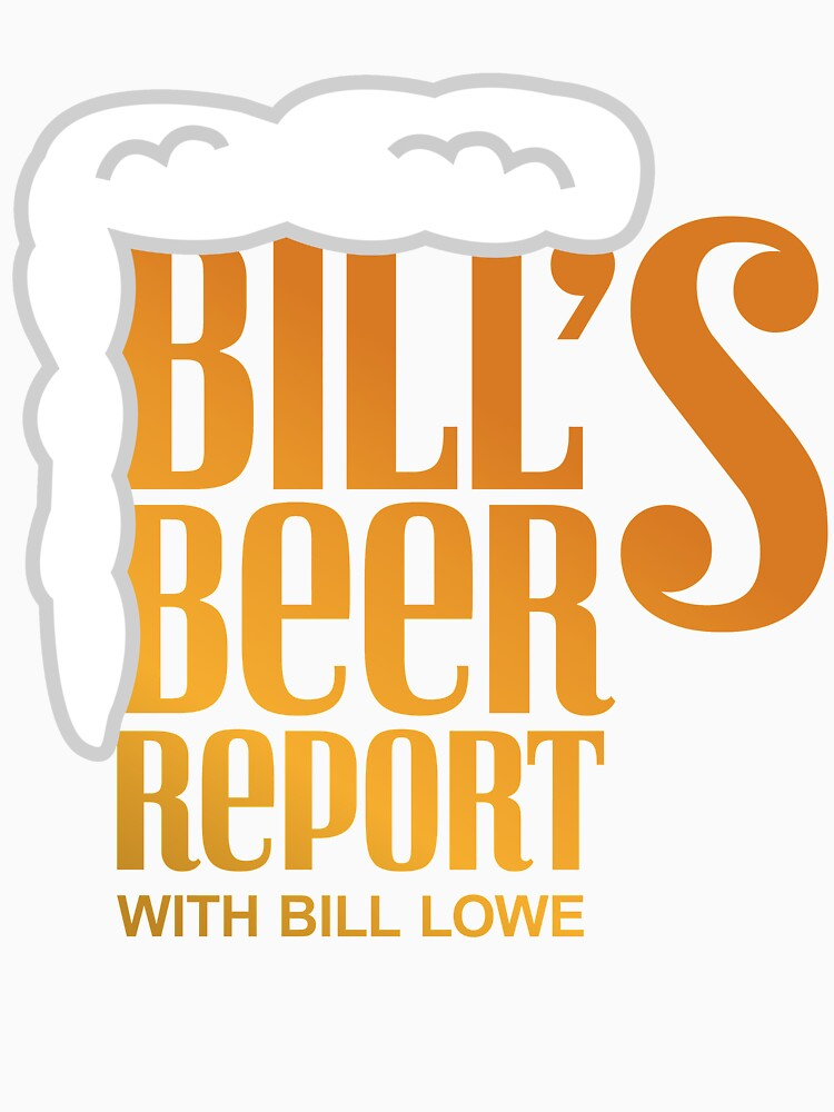 Bill's Beer Report Logo by BillsBeerReport
