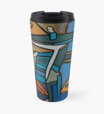 Urban Culture - Table for Two Travel Mug