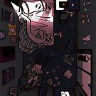 Yuu's Room by starfleetrambo