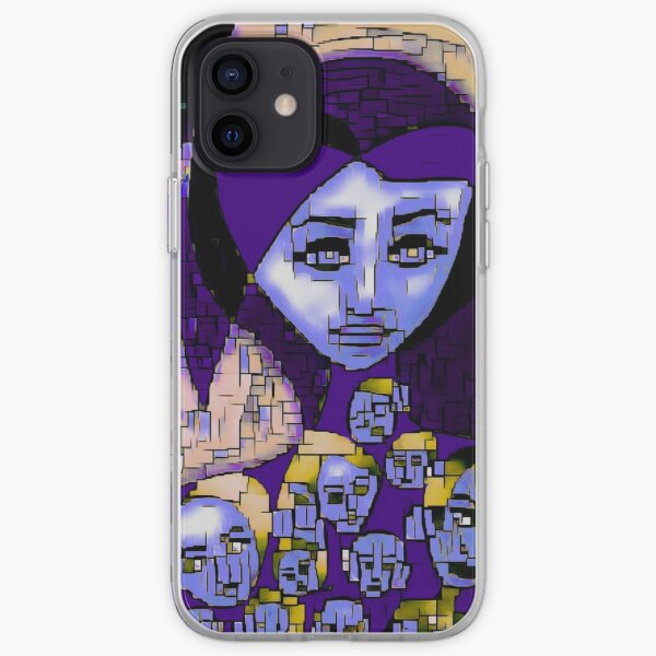 Multitude Streaming Consciousness iPhone Soft Case