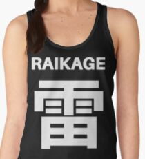Kage Squad Jersey: Raikage Women's Tank Top