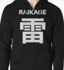 Kage Squad Jersey: Raikage Zipped Hoodie