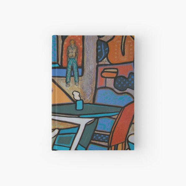 Urban Culture - Take A Seat Hardcover Journal