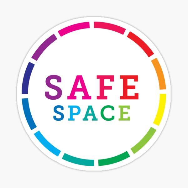 Safe Space Sticker