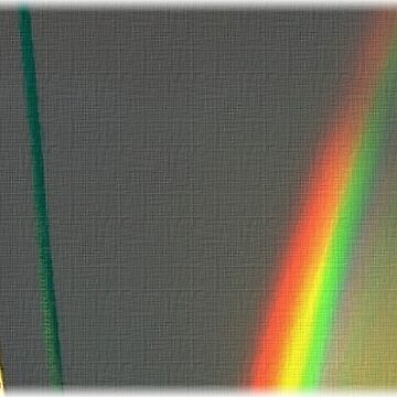 Rope and Rainbow 2. Exclusive Original stock Surreal and Abstract Art. by sunnypicsoz