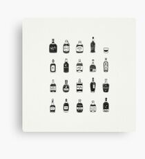 Lil Whiskys Canvas Print
