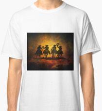 Wild West Cowboys Classic T-Shirt