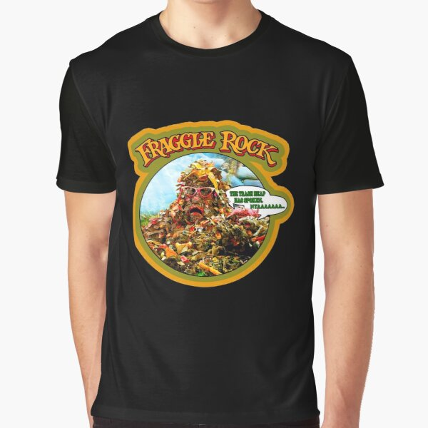 Fraggle Rock 1983 Vintage Graphic T-Shirt
