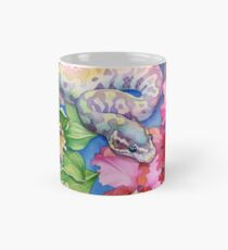 """Year of the Snake"" - Chinese Zodiac Watercolour  Mug"