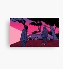 Must Be Nice Canvas Print