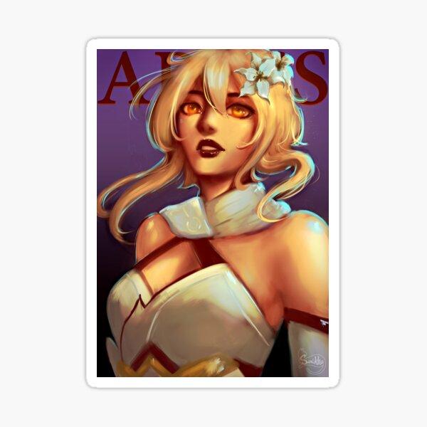 Abyss Princess Sticker