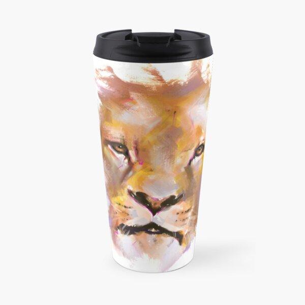 Molly's Pretty Lion Travel Mug