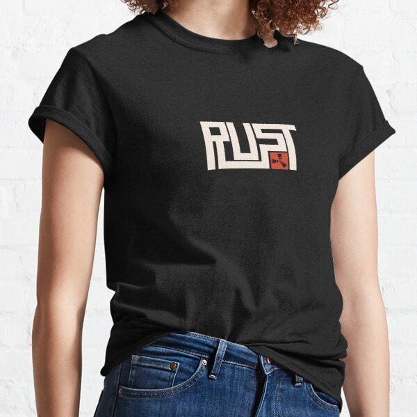 Rust Game Classic T-Shirt