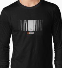 Rust Game Artwork Long Sleeve T-Shirt